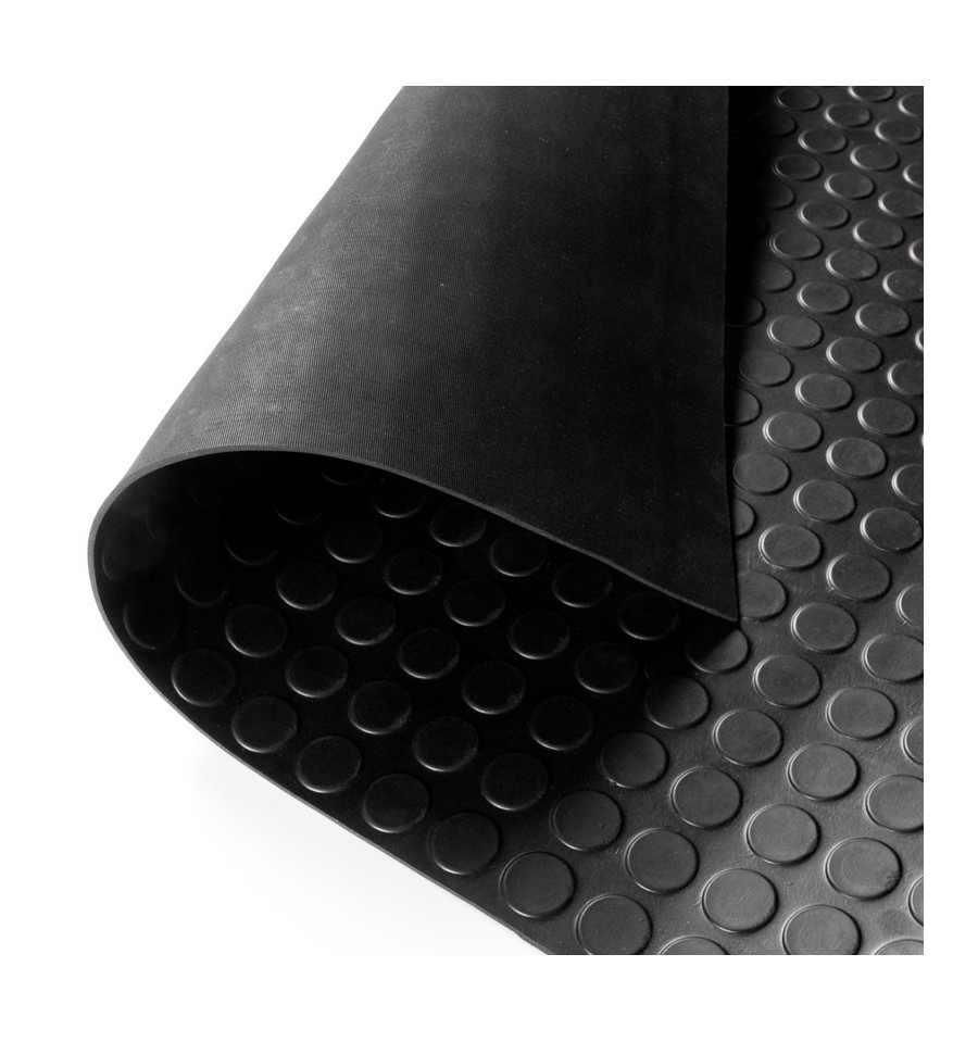 M2 suelo de goma circulos m2 de goma pirelli o suelo botones - Suelo de caucho precio ...