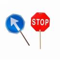 Señal STOP-PASO