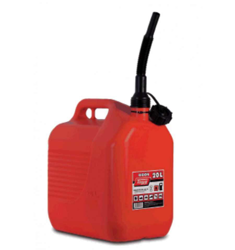 Bidon gasolina de pvc 30 litros tap n seguridad for Bidon 30 litros cierre ballesta