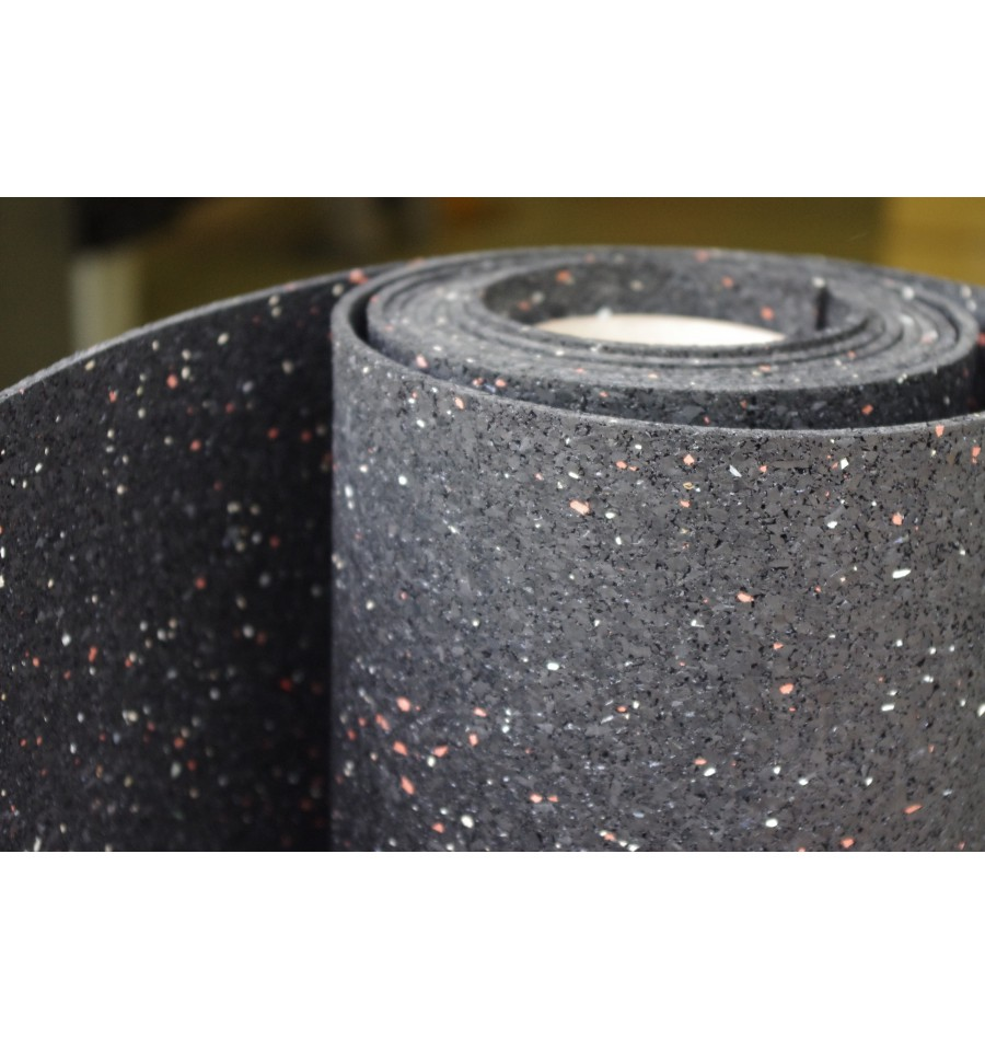 Pavimento de caucho reciclado antideslizante y aislante - Suelo de caucho ...