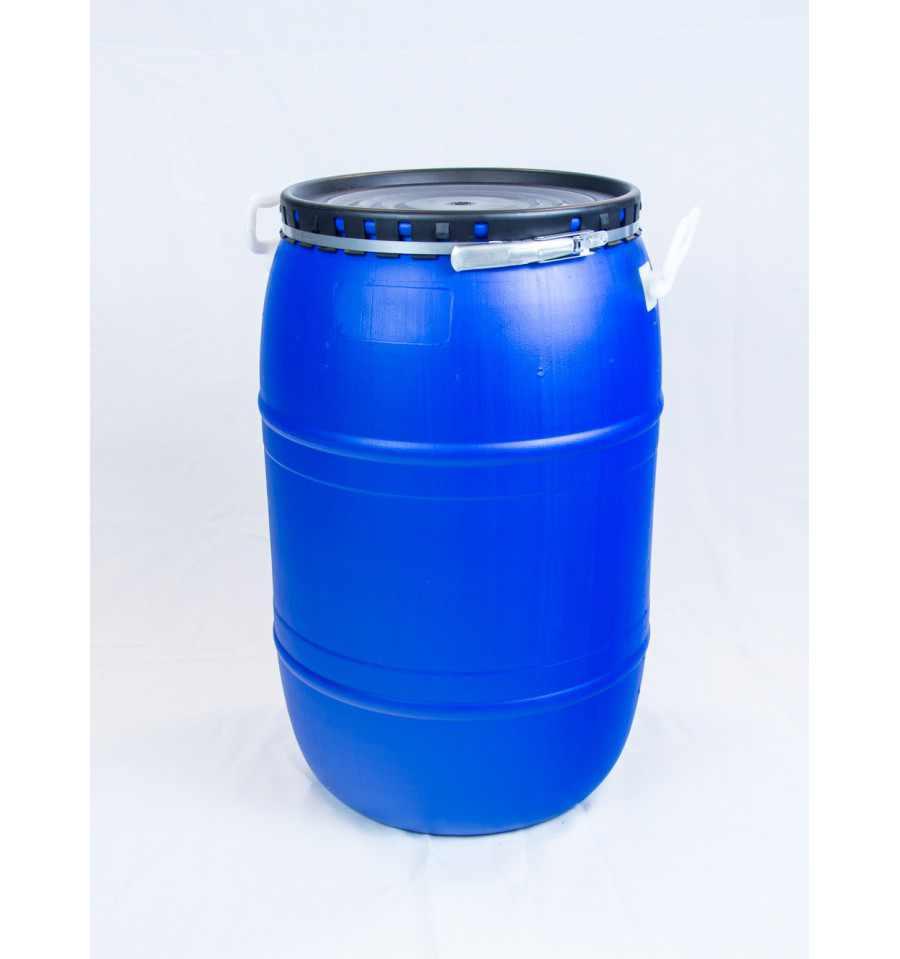 Bid nes de plastico pvc de 60 l uso alimentario for Bidon 30 litros cierre ballesta