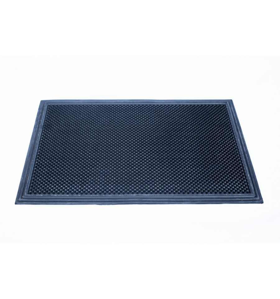 Felp do de goma de pinchos de caucho alfombras entrada for Felpudos de goma
