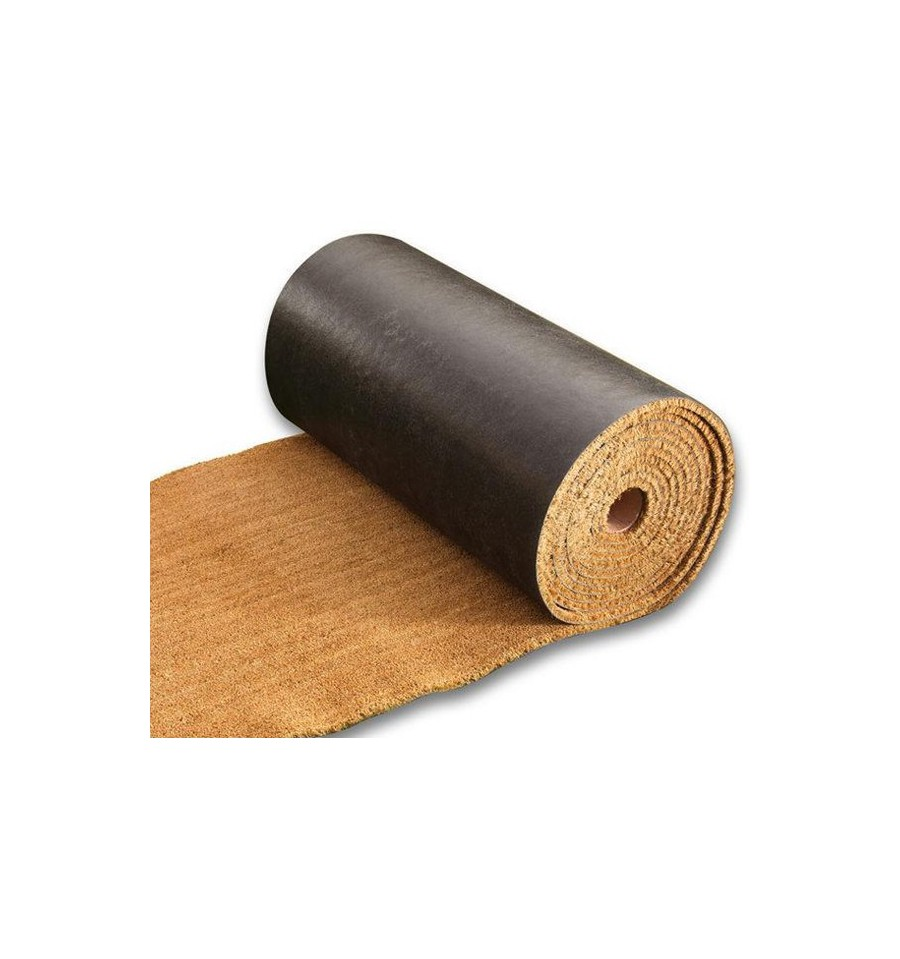 Felpudo de coco en rollos o alfombra de 12mx1m de ancho y - Alfombra de coco ikea ...