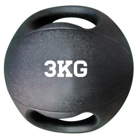 Balón Medicinal 3kg doble agarre