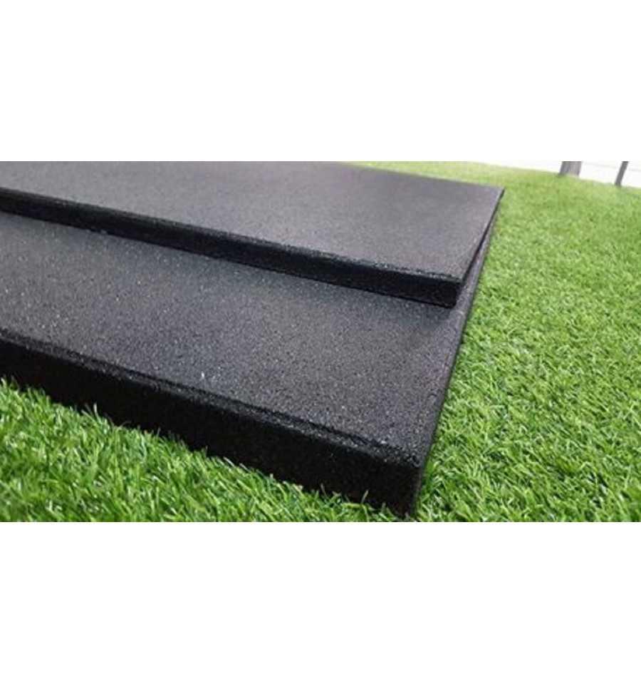 Losetas de caucho pavimento infantil y gimnasios for Losetas vinilicas suelo