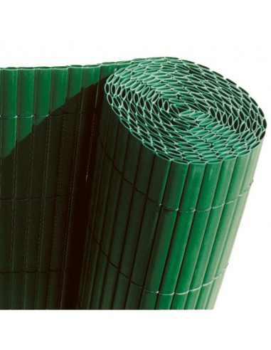 Cañizo PVC Doble Cara Verde