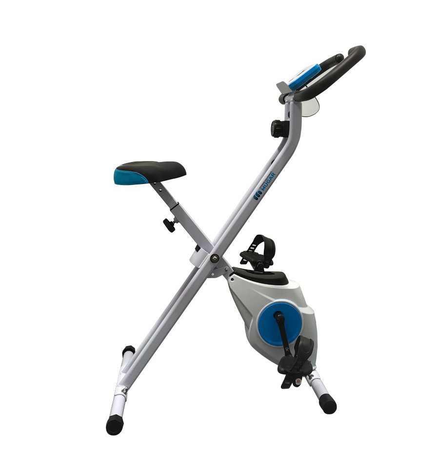 bicicleta estatica reclinable