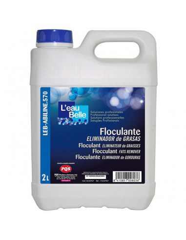 LEB Floculante elimina grasas Abiline 570 Gfa 2 L