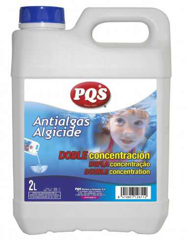 PQS Antialgas DC  sin espuma Gf. 2 lts