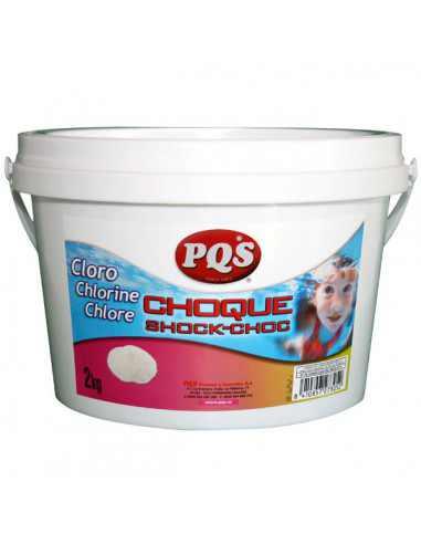 PQS Cloro Choque Grano B.2 Kg