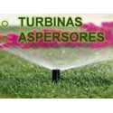 Aspersores, turbinas y difusores