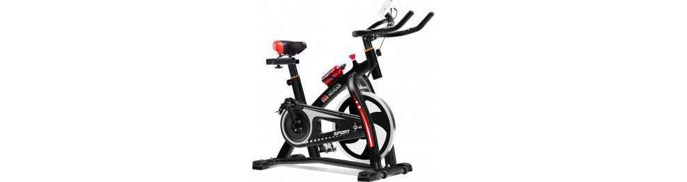 Bicicletas estáticas económicas para spinning y cardio